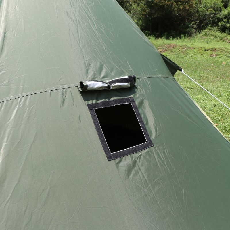 8 Amazing Things You Need To Know About The Cloth Tents And Their Characteristics By Wise Tent 5