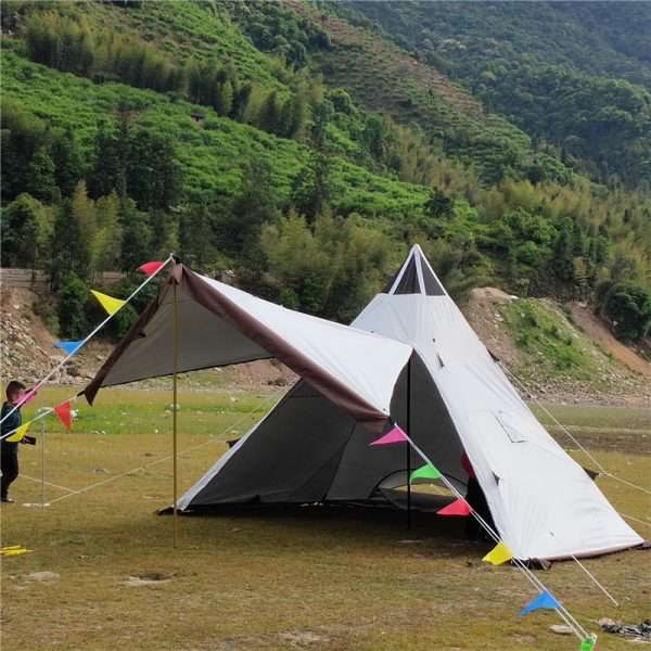 Hot Tents and Tent Stoves For Sale 10