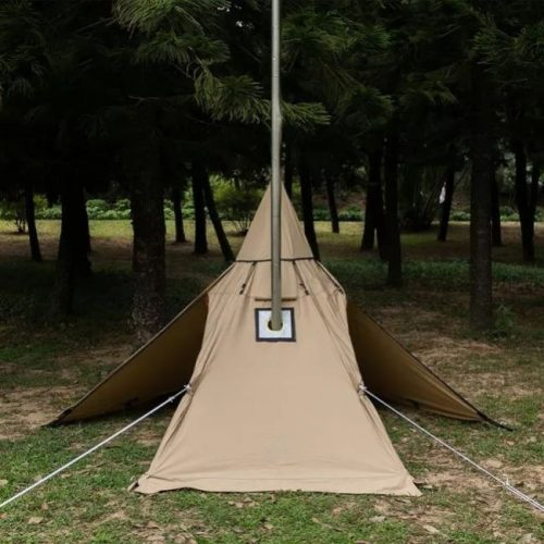 8 Amazing Things You Need To Know About The Cloth Tents And Their Characteristics By Wise Tent 9