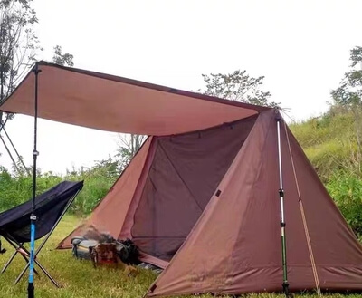 8 Amazing Things You Need To Know About The Cloth Tents And Their Characteristics By Wise Tent 2