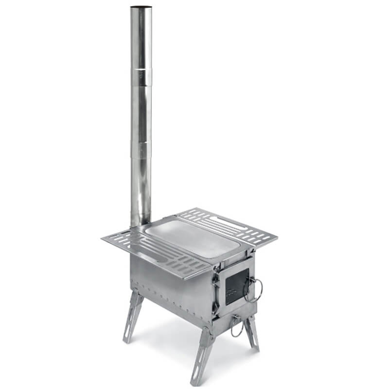 Mars - S1 Multifunctional Wood Stove For Camping And Hunting - Wise Tents® 1