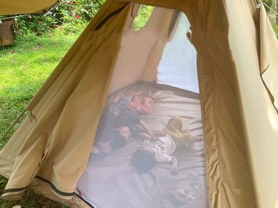 8 Amazing Things You Need To Know About The Cloth Tents And Their Characteristics By Wise Tent 1