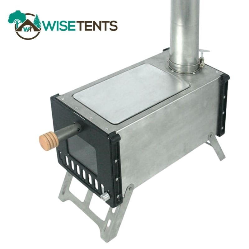 Mars- S1 Multifunctional Wood Stove For Camping and Hunting-Wise tents