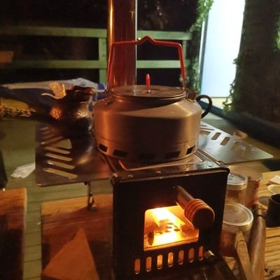 Best Portable Wood Burning Stove Or Wood Stoves for Camping 2021 Designed by Wise Tents 2