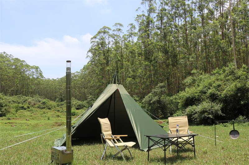 wise tents, hot tent, winter tent, best hot tent, hex tent, hexagon tent, hot tent camping, hot tent winter camping, tipi tent, teepee tent, tent for cold weather, hot tent for sale