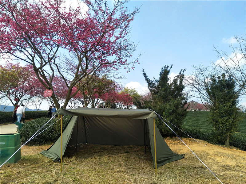 8 Amazing Things You Need To Know About The Cloth Tents And Their Characteristics By Wise Tent 4