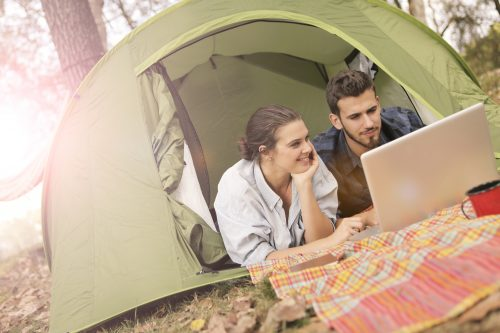 Things you need to make your Camping a great experience